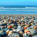 Inspirational quotes about life - Move one pebble on the beach and you change history