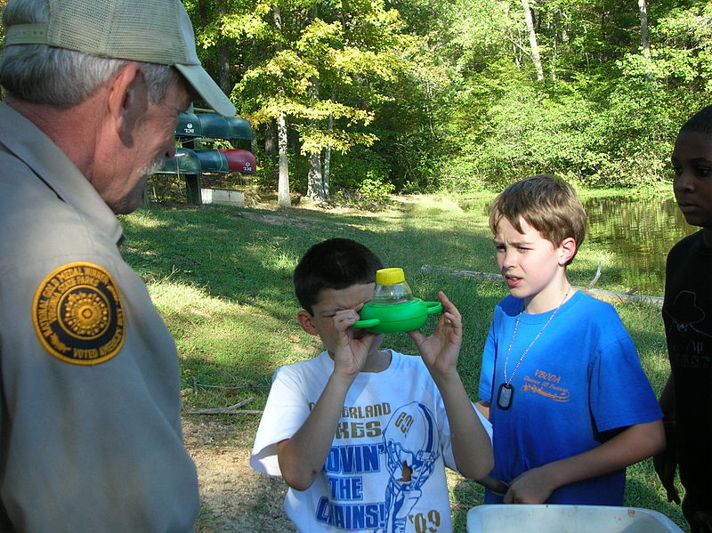 Park ranger career